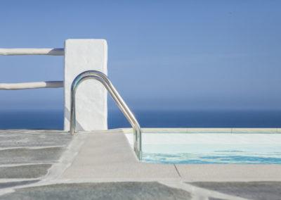 Villa Elafina | Infinity Pool mit unendlichem Meerblick