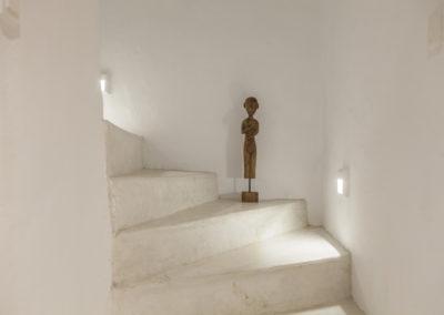Villa Elafina | Aufgang zum oberen Geschoss